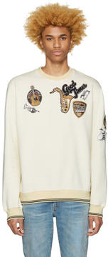 Dolce & Gabbana Ivory Good Times Pullover