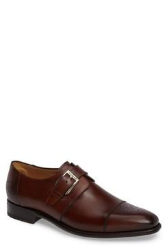 Mezlan Men's Jean Monk Strap Shoe