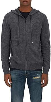 Barneys New York Men's Donegal-Effect Cashmere Hoodie