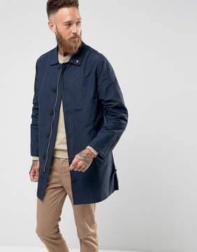 Farah Wexford Zipped Trench