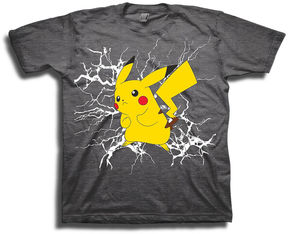 Freeze Pokemon Graphic T-Shirt-Big Kid Boys