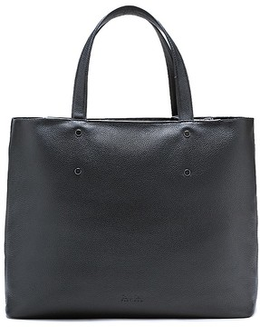 Calvin Klein Pebble Leather Tote Bag