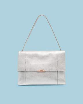 Ted Baker PROTER Soft leather shoulder bag