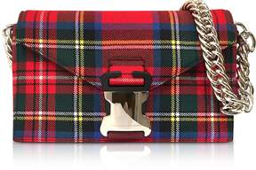 5e778a3937 Mars Red Tartan Small Devine Bag · Christopher Kane Mars Red Tartan Small Devine  Bag
