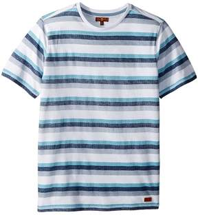 7 For All Mankind Kids Crew Neck Tee Boy's T Shirt