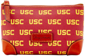 NCAA USC Cosmetic Case
