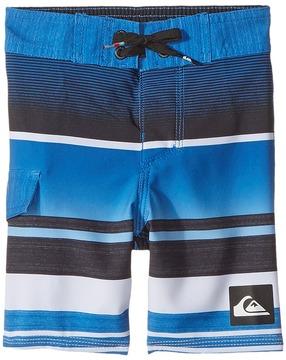 Quiksilver Everyday Stripe Vee Boardshorts Boy's Swimwear