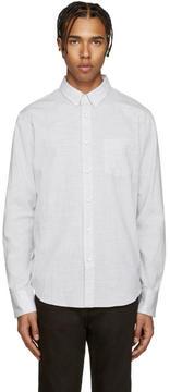 Rag & Bone Grey Yokohama Shirt