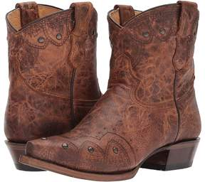 Roper Lacey Mae Shorty Cowboy Boots