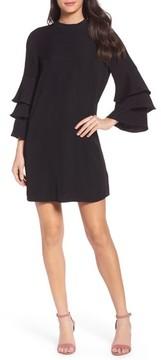 Chelsea28 Women's Ruffle Sleeve Shift Dress
