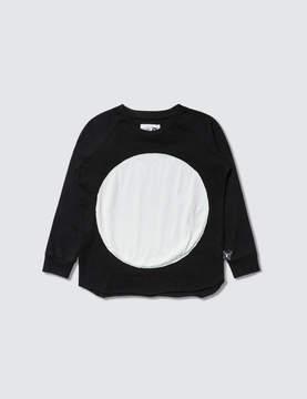 Nununu Circle Patch L/S T-Shirt