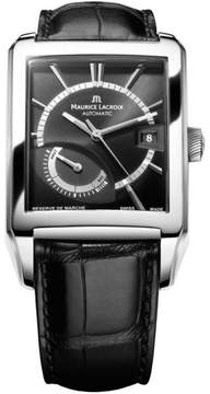 Maurice Lacroix De Marche PT6217-SS001-330 Stainless Steel 35.5mm Mens Watch