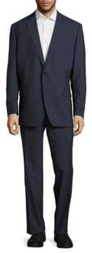 Lauren Ralph Lauren Textured Wool Suit