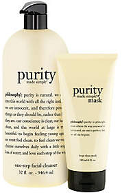 philosophy A-D purity made simple cleanser&maskAuto-Delivery