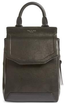 Rag & Bone Small Pilot II Leather Backpack