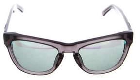 Westward Leaning Westward\\Leaning Reflective Wayfarer Sunglasses