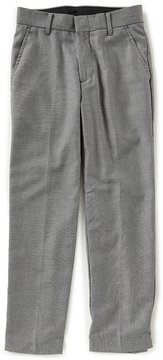Class Club Big Boys 8-20 Houndstooth Checked Pants