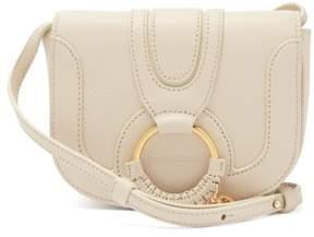 See by Chloe Hana Mini Suede Cross Body Bag - Womens - Cream