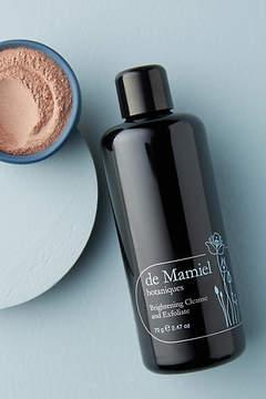 de Mamiel Botaniques Brightening Cleanse & Exfoliate Powder