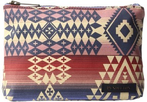 Pendleton - Canopy Canvas Zip Pouch Tote Handbags