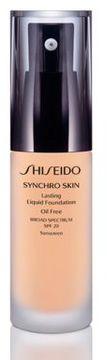 Shiseido Synchro Skin Lasting Liquid Foundation Broad Spectrum SPF 20/1 oz.