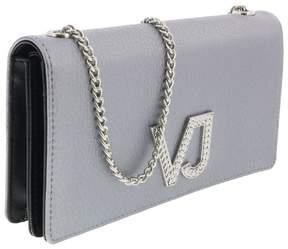 Versace EE3VRBPC3 Silver Wallet on Chain