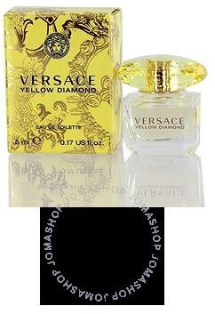 Versace Yellow Diamond by EDT Mini 0.17 oz (5.0 ml) (w)
