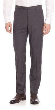 Incotex Bill S150 Twill Wool Trousers