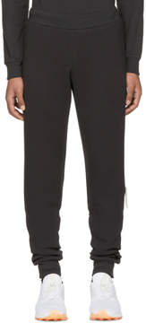 Cottweiler Reebok × Black Jogger Lounge Pants