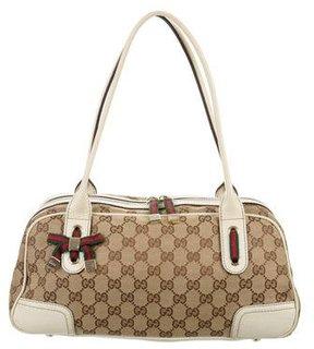 Gucci GG Princy Boston Bag - BROWN - STYLE