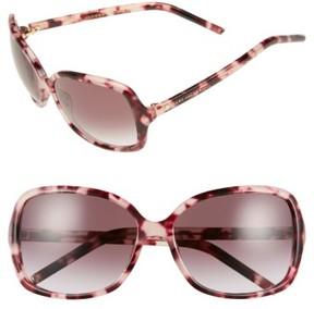 Marc Jacobs Women's 59Mm Oversized Sunglasses - Pink Havana