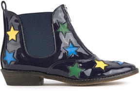 Stella McCartney Star print boots