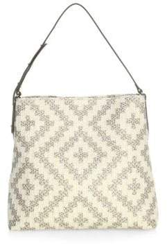 Eric Javits Squishee Up Woven Tote Bag