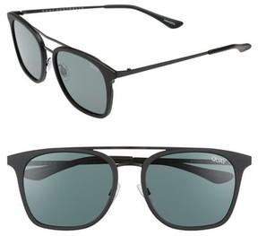 Quay Men's Byron 50Mm Sunglasses - Black/ Green
