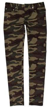 Christian Dior Camouflage Skinny Jeans