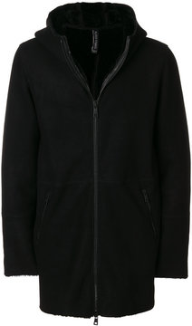 Giorgio Brato hooded jacket