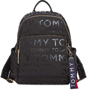 Tommy Hilfiger Rhodes Foil Nylon Logo Backpack