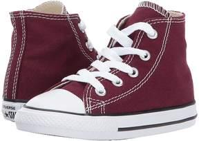 Converse Chuck Taylor All Star Seasonal Hi Girl's Shoes