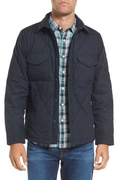 Filson Men's Hyder Quilted Water-Repellent Shirt Jacket