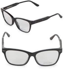 Bottega Veneta 53MM Optical Glasses