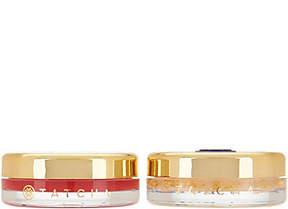 Tatcha Camellia Red & Gold Holiday Lip Balm Set