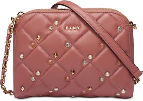 DKNY Barbara Zip Crossbody, Created for Macy's