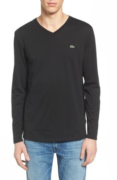 Lacoste Men's Long Sleeve T-Shirt