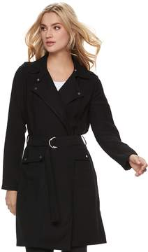 Apt. 9 Women's Belted Trench Coat