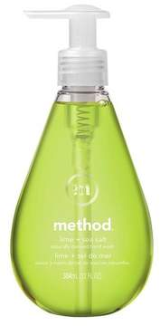 Method Products Gel Hand Soap Lime + Sea Salt - 12oz