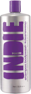 JCPenney INDIE HAIR Shampoo and Bodywash no.cleansweep - 33.8 oz.