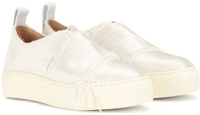 Calvin Klein Collection Ariel slip-on sneakers