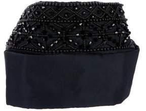 Max Mara 'S Bead-Embellished Waist Belt