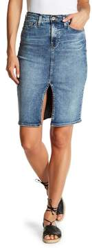 Big Star Stella High Waist Pencil Skirt