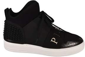 Philipp Plein Limoges Hi-top Sneakers